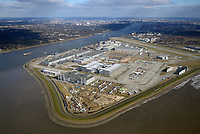 Airbus Werke Hamburg Finkenwerder 24.02.2018: Airbus Werke Hamburg Finkenwerder