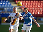 St Johnstone v Bradford City…19.07.16  McDiarmid Park, Perth. Pre-season Friendly<br />Nicky Law and Blair Alston<br />Picture by Graeme Hart.<br />Copyright Perthshire Picture Agency<br />Tel: 01738 623350  Mobile: 07990 594431