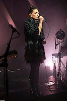 Olivia Ruiz en concert ‡ La Cigale ‡ Paris le 21 fÈvrier 2017