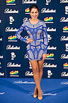 Hiba Abouk attends to the photocall of the Los 40 Principales awards at Barclaycard Center in Madrid, December 11, 2015. <br /> (ALTERPHOTOS/BorjaB.Hojas)