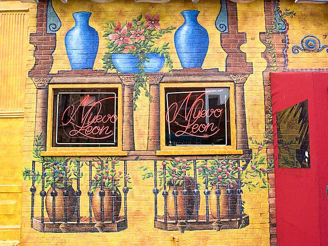 Nuevo Leon Restaurant, Chicago, Illinois