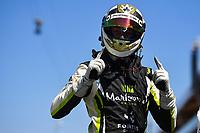 #79 Mark Motors Racing, Porsche 991 / 2019, GT3CP: Roman DeAngelis, Celebrates