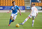 St Johnstone v Ross County…06.09.16.. McDiarmid Park  SPFL Development League<br />