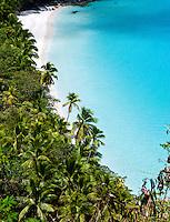 Gibney Beach<br /> Virgin Islands National Park<br /> St John, US Virgin Islands
