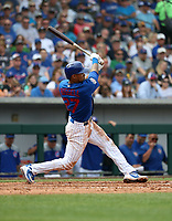 Addison Russell - 2018 - Chicago Cubs (Bill Mitchell)