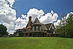 Historic ranch house in McKinney, Texas.