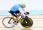 Ross Wilson, Rio 2016 - Para Cycling // Paracyclisme.<br /> Ross Wilson practices before his cycling event // Ross Wilson s'entraîne avant son épreuve cycliste. 03/09/2016.
