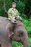Rider & Elephant