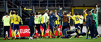 Soccer Football - 2018 World Cup Qualifications - Europe - Italy vs Sweden - San Siro, Milan, Italy - November 13, 2017 <br /> Sweden reaches the FIFA World Cup 2018  during the  qualification football match between Italy and Sweden at the San Siro stadium in Milan, on November 13, 2017. <br /> Italy failed to reach the World Cup for the first time since 1958.<br /> UPDATE IMAGES PRESS/Isabella Bonotto