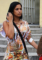 An April 2010 snapshot of Jennifer Carolina Viera de Valero, wife of Venezuelan World Champion boxer Edwin Inca .Valero killed himself April 17th in a jail aftert being arrested for the murder of his wife.