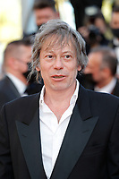 """CANNES, FRANCE - JULY 14: Mathieu Amalric at the """"A Felesegam Tortenete/The Story Of My Wife"""" screening during the 74th annual Cannes Film Festival on July 14, 2021 in Cannes, France.<br /> CAP/GOL<br /> ©GOL/Capital Pictures"""