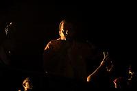 RJ. RIO DE JANEIRO <br /> 18.02.20 PROTESTO Petroleiros em greve fazem ato na Lapa, centro do Rio. Na foto Boulos discurso. ( Foto Ellan Lustosa / Codigo19) (Foto: Ellan Lustosa/Codigo 19/Codigo 19)