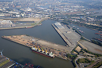 Mittlerer Freihafen, Travehafen, Oderhafen: EUROPA, DEUTSCHLAND, HAMBURG 23.09.2017 Mittlerer Freihafen, Travehafen, Oderhafen