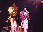 Michael Jackson 1977 with The Jacksons