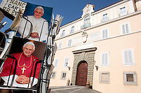 20130221 Visita a Castelgandolfo
