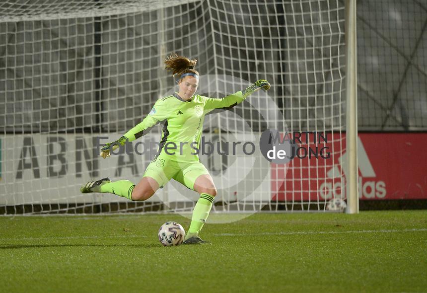 VOETBAL: AMSTERDAM: 05-03-2021, De Toekomst, Eredivisie Vrouwen, AJAX - sc Heerenveen, uitslag 1-1, Lize Kop, ©foto Martin de Jong