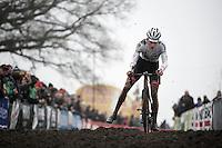 Mathieu Van der Poel (NLD/BKCP-Corendon)<br /> <br /> Grand Prix Adrie van der Poel, Hoogerheide 2016<br /> UCI CX World Cup