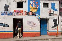 Guatemala, Bordell in Chichicastenango