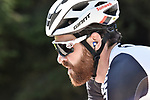 Simon Geschke (GER) Team Sunweb in action during La Fleche Wallonne 2018 running 198.5km from Seraing to Huy, Belgium. 18/04/2018.<br /> Picture: ASO/Karen Edwards | Cyclefile <br /> <br /> All photos usage must carry mandatory copyright credit (© Cyclefile | ASO/Karen Edwards)