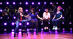 """Megan Sikora, Sharon Catherine Brown, Carla Duren and Lindsay Nicole Chambers attends the """"Chick Flick The Musical"""" Presentation at The Westside Theater on February 15, 2019 in New York City."""