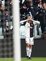 Calcio, Serie A: Juventus - Cagliari, Turin, Allianz Stadium, January 6, 2020.<br /> Juventus' Cristiano Ronaldo celebrates after scoring during the Italian Serie A football match between Juventus and Cagliari at Torino's Allianz stadium, on January 6, 2020.<br /> UPDATE IMAGES PRESS/Isabella Bonotto