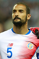 Costa Rica's Celso Borges during international friendly match. November 11,2017.(ALTERPHOTOS/Acero)