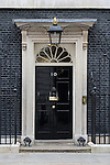 © Joel Goodman - 07973 332324 . 11/05/2015 . London , UK . 10 Downing Street front door . Photo credit : Joel Goodman