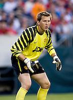 Tomasz Kusczak. Manchester United defeated Philadelphia Union, 1-0.