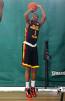 April 8, 2011 - Hampton, VA. USA; Chris Jones participates in the 2011 Elite Youth Basketball League at the Boo Williams Sports Complex. Photo/Andrew Shurtleff