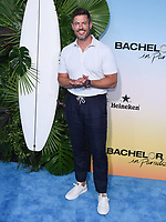 """12 August 2021 - Santa Monica, California - Jesse Palmer. ABC's """"Bachelor In Paradise"""" And """"The Ultimate Surfer"""" Premiere. Photo Credit: Billy Bennight/AdMedia"""