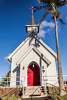 St. Augustine's Episcopal Church, Kapa'au, Big Island.