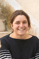Julie Guyot Chevalier owner domaine chevalier p&f ladoix cote de beaune burgundy france