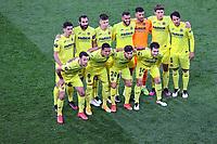26th May 2021; STADION GDANSK  GDANSK, POLAND; UEFA EUROPA LEAGUE FINAL, Villarreal CF versus Manchester United:  The VILLARREAL team photo