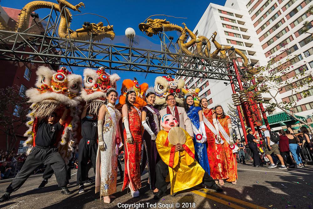 chinatown golden dragon parade 2018