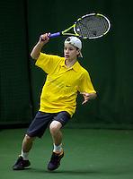 6-12-09, Almere, Tennis, REAAL winterjeugdcircuit,Masters,  Jeroen Zouteriks