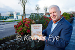 Martin Moore launches his new book Deeds Not Words on Friday.