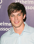 "Matt Lanter at The 19th Annual ""A Night at Sardi's"" benefitting the Alzheimer's Association held at The Beverly Hilton Hotel in Beverly Hills, California on March 16,2011                                                                               © 2010 Hollywood Press Agency"