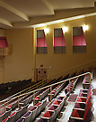 Stephen Blatt Architect.High School Auditorium.Brunswick, Me.
