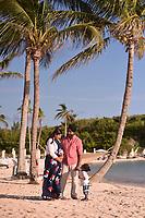 Preeti Avlakh family at Hamilton Princess Beach Club
