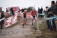 Men Elite Race<br /> Superprestige Zonhoven 2015