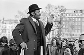 Jimmy, Speakers' Corner, Hyde Park, London.