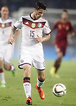 Germany's Durm during international friendly match.November 18,2014. (ALTERPHOTOS/Acero)