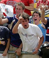 USA Fans.USA v Grenada, World Cup Qualifier, Columbus, OH.USA 3, Grenada 0