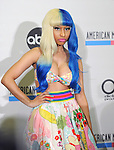 Nicki Minaj at The 2011 American Music Awards Nomination Announcements  held at JW Marriott Los Angeles at L.A. LIVE Gold Ballroom Salon 3 in Los Angeles, California on October 11,2011                                                                               © 2011 DVS / Hollywood Press Agency