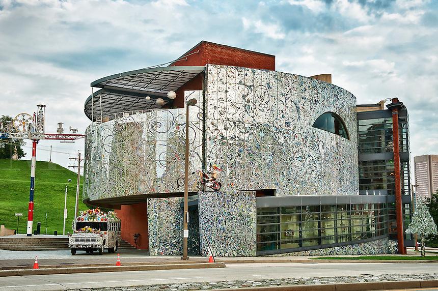 American Visionary Art Museum, Inner Harbor, Baltimore, Maryland, MD, USA