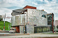 American Visionary Art Museum, Inner Harbor, Baltimore, Maryland, MD, USA