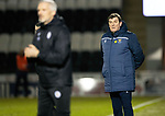 St Mirren v St Johnstone…..04.03.20   Simple Digital Arena   SPFL<br />Saints manager Tommy Wright<br />Picture by Graeme Hart.<br />Copyright Perthshire Picture Agency<br />Tel: 01738 623350  Mobile: 07990 594431