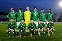 22nd March 2019: Rep of Ireland U17 v Finland U17 International Friendly