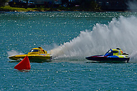 """Frame 14: Andrew Tate, H-300 """"Pennzoil"""", Donny Allen, H-14 """"Legacy 1""""       (H350 Hydro)"""