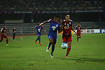 JSW Bengaluru FC (IND) vs Johor Darul Ta'zim (MAS) during the AFC Cup 2016 Semi-Finals 2nd leg match at Sree Kanteerava Stadium on 19 October 2016, in Bangalore, India. Photo by Saikat Das / Lagardere Sports